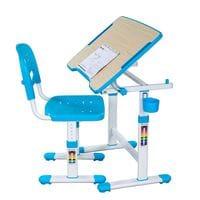 Комплект растущая парта + стул Fundesk Piccolino II