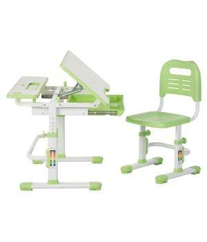 Комплект растущая парта + стул Lavoro Fundesk
