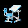 Комплект парта + стул трансформеры Sole II