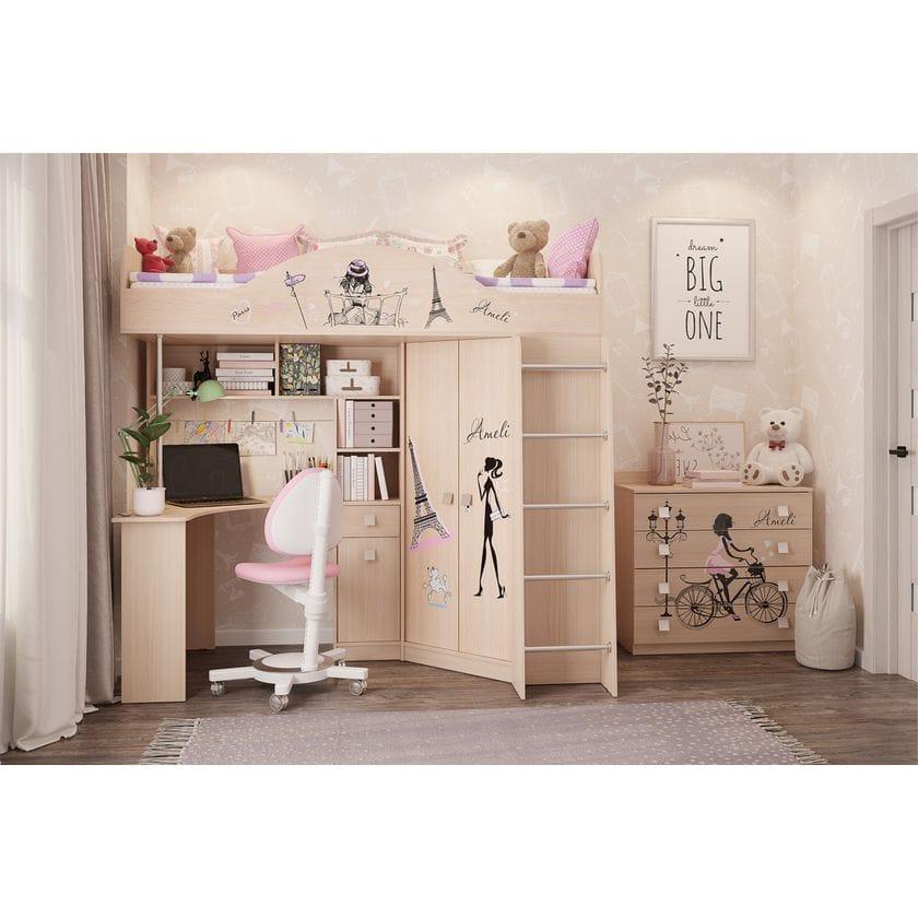 Набор мебели Амели (Детский комплекс)