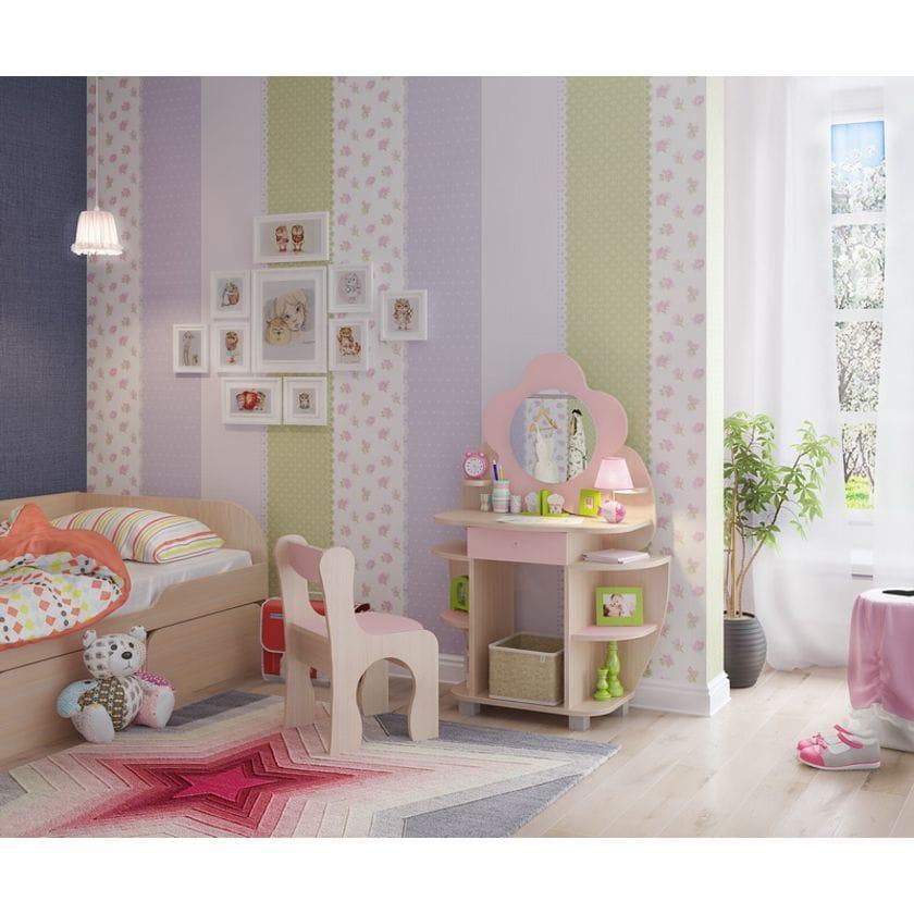 Набор мебели для детской комнаты Ромашка