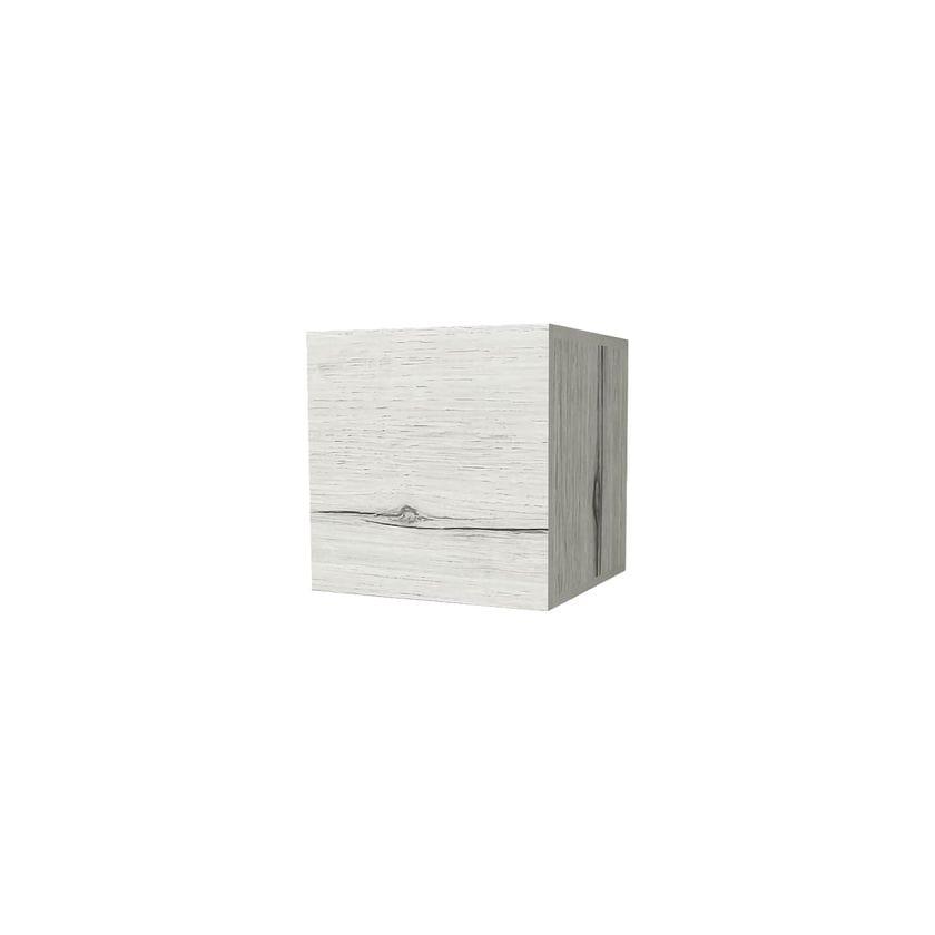 """Полка """"НьюТон"""" куб с фасадом"""